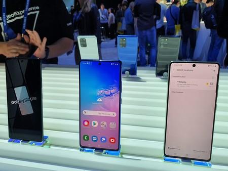 Samsung Galaxy S10 Lite y Note 10 Lite, primeras impresiones: tienen casi todo para triunfar, a pesar de llegar un año tarde