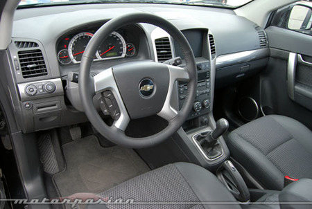 Chevrolet Captiva 2.4 GLP