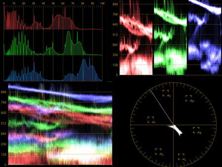 ¿Por qué todavía no agregan las herramientas de colorimetría de vídeo en los software de fotografía?