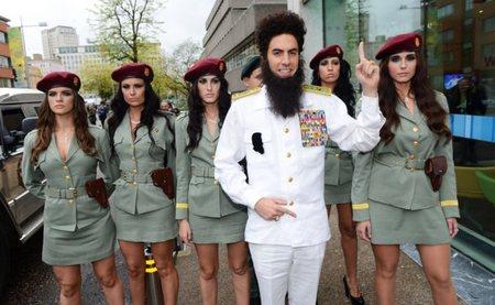 Taquilla española | El dictador conquista nuestro país