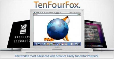 TenFourFox, o cómo utilizar Firefox 4 en un Mac PPC
