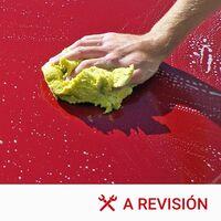 Cómo limpiar a fondo el coche si lo has tenido acumulando suciedad