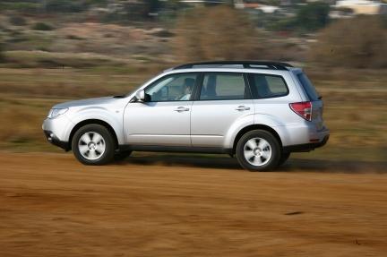 El Subaru Forester diesel llegará a finales de año