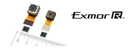 Sony lanza el primer sensor retroiluminado de 16 MP para móviles