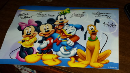 Los personajes de Disney responden, ¿dónde escribirles?