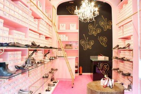 Inauguración de la tienda Pretty Ballerinas en Madrid: somos bailarinas muy coquetas