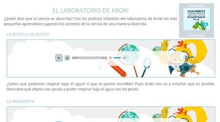 Podcats Ninos Laboratorio De Kroki
