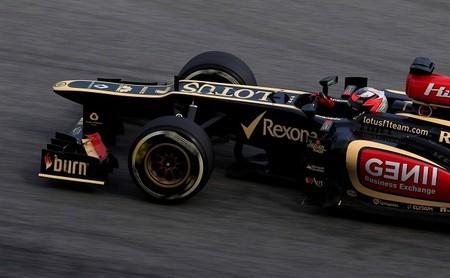 Lotus aplaude los compuestos elegidos por Pirelli para 2013