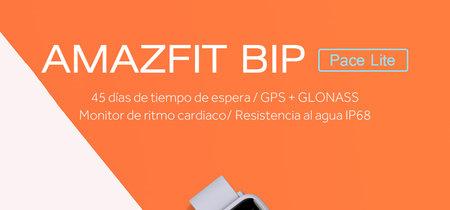 Oferta Flash: reloj inteligente Xiaomi Amazfit Bip por 54,39 euros y envío gratis desde España