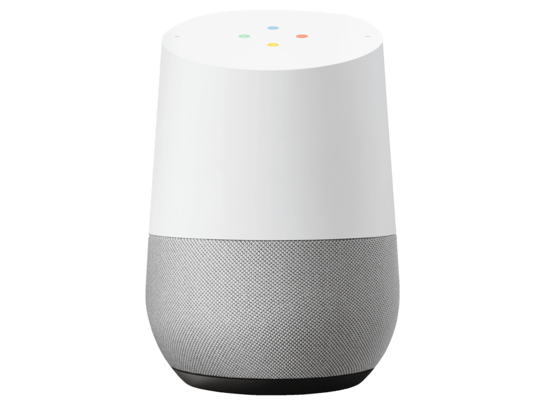 Altavoz inteligente - Asistente Google Home, Smart Home, Domótica, Bluetooth, Sonido 360º