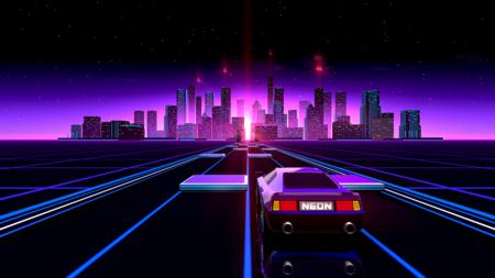 Neon Drive es el juego retrofuturista por excelencia al que deberías estar jugando ahora mismo