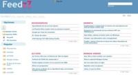 FeedzZ, lector online de feeds con capacidades semánticas