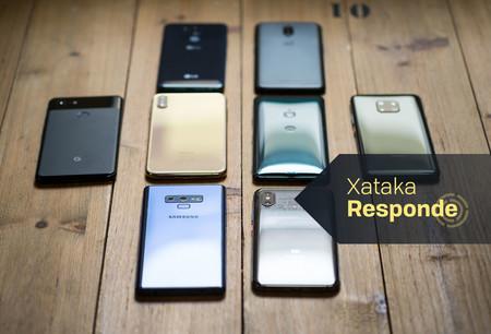 Xataka responde: de smartphones para fotografía, smartwatches con NFC y 4G, teléfonos con buena relación calidad precio y más