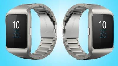 Sony presenta SmartWatch 3 con correas de acero inoxidable