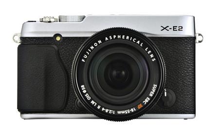Fujifilm X-E2 plata