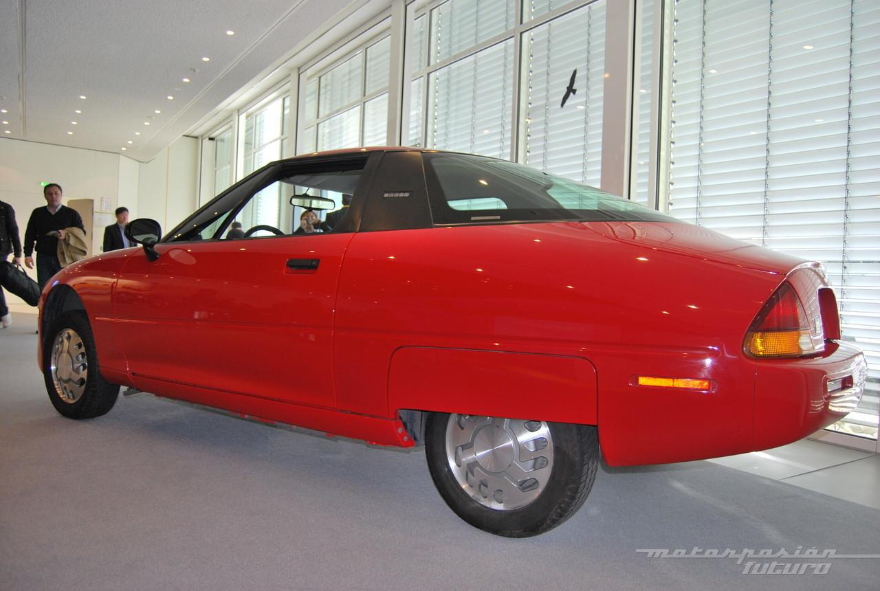 Foto de General Motors EV-1 (3/12)