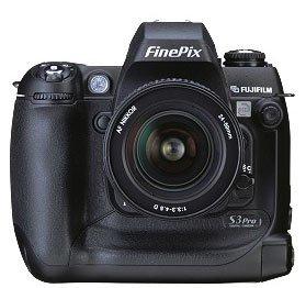 FinePix S3 Pro UVIR, hace fotos en ultravioleta e infrarrojos