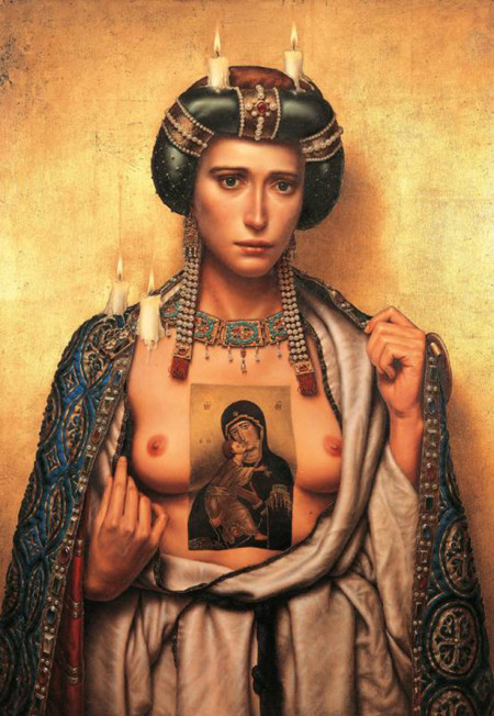 Dino Valls Disturbing Painting Art7
