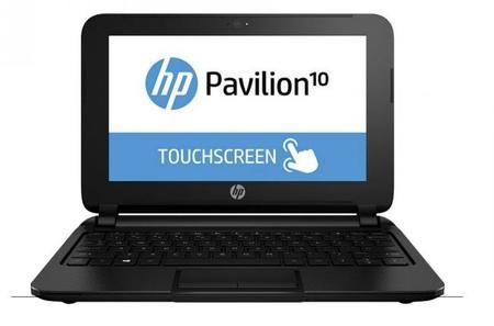 HP Pavilion 10z es una alternativa a Chromebooks con AMD Mullins