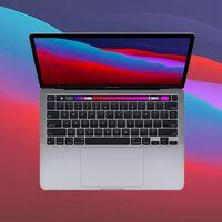 El MacBook Pro con procesador M1 tiene nuevo precio mínimo en Amazon: llévatelo por 1.283 euros con un ahorro de 166 euros