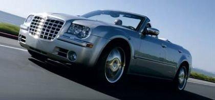 ¿Chrysler 300C Convertible?