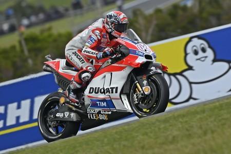 Andrea Dovizioso Motogp Gp Australia 2016