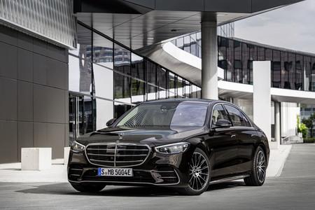 Mercedes Benz Clase S 2021 8