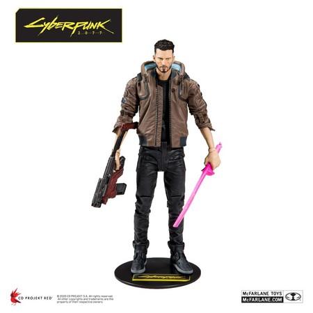 Cyberpunk 2077 Figura V