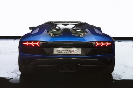 Aventador S Roadster 50th Anniversary Japan 4