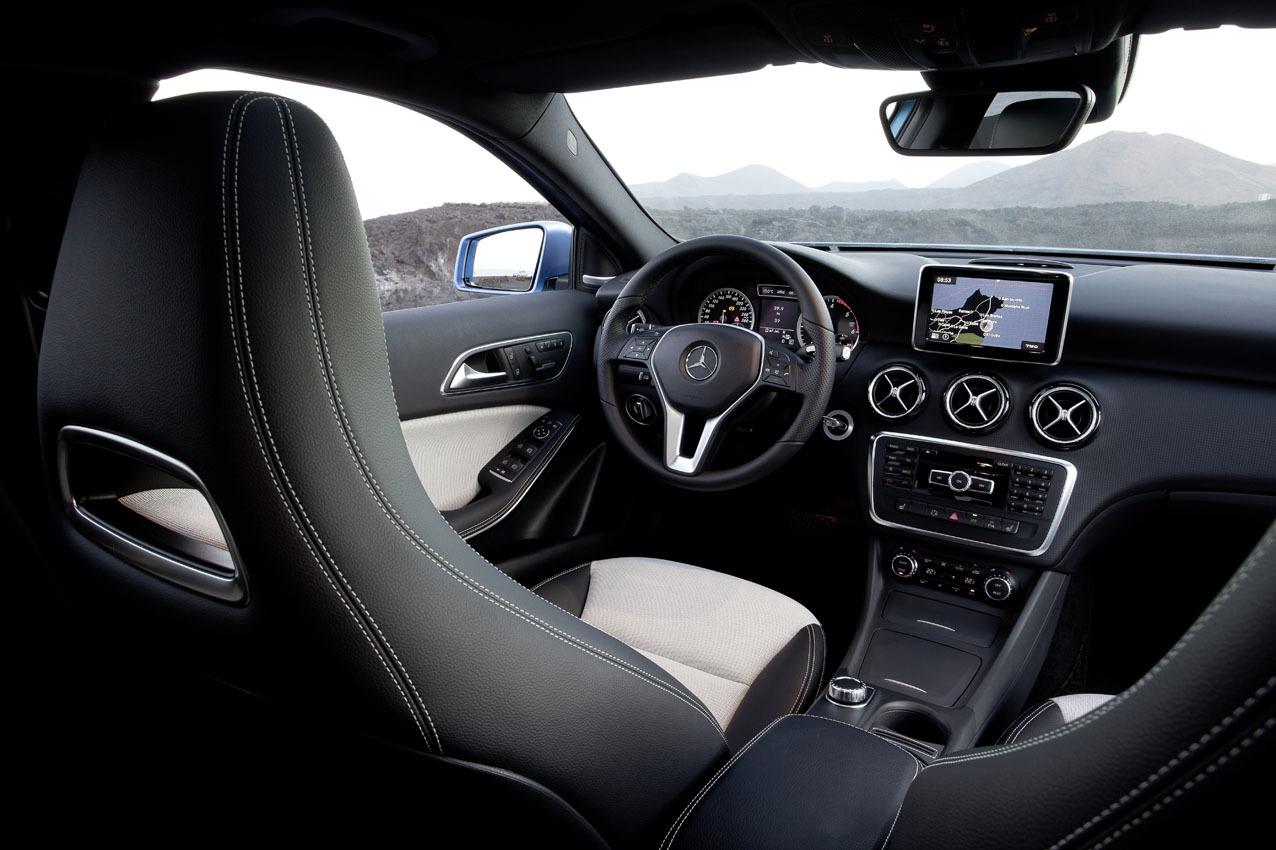 Foto de Mercedes-Benz Clase A 2012 (24/67)
