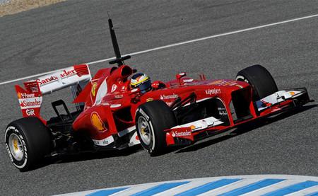 Red Bull y Ferrari designan a sus pilotos para las pruebas de Baréin con Pedro de la Rosa en pista