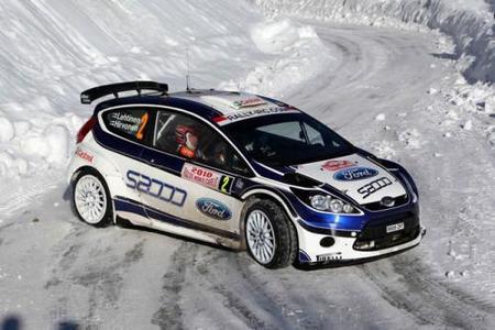 Los pilotos del WRC siguen estando un paso por encima de los del IRC