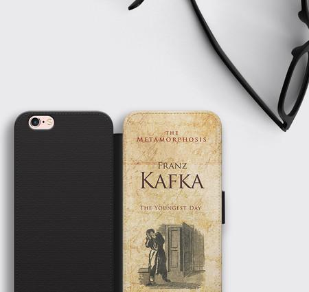 Las 13 mejores fundas de iPhone con motivos literatos: desde Jane Austen hasta Franz Kafka