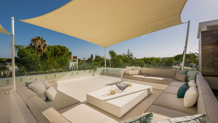 Villa Casablanca Skybar 3