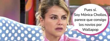 Mónica Hoyos vuelve a montar el pollo: Sus caras al enterarse de que su nuevo novio está en busca y captura por estafa... ¡No tienen precio!