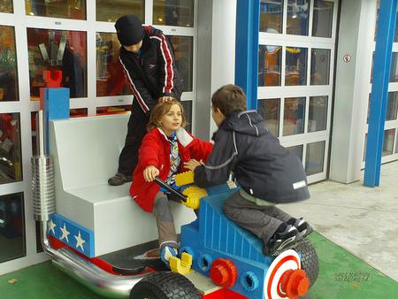 Lego organiza un tour para dar a conocer el lugar dónde se fabrican sus juguetes