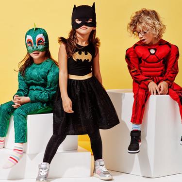 H&M propone que los más pequeños de la casa celebren un Carnaval original, divertido y en clave low-cost