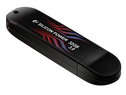 La memoria USB que cambia de color con la temperatura