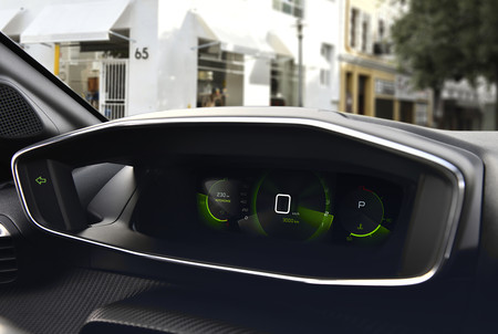 Interior Peugeot 208 2020 3