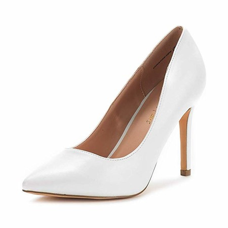 DREAM PAIRS Zapatos de Tacón Alto Pump para Mujer