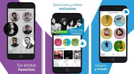 Movistar Música llega a España: Telefónica ya tiene rival para Spotify desde 4,99 euros al mes