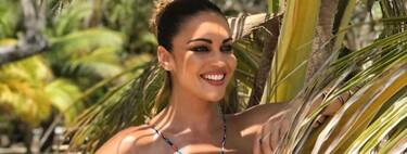 Lara Álvarez tiene los bikinis y bañadores de Dolores Cortés  que vas a querer lucir este verano