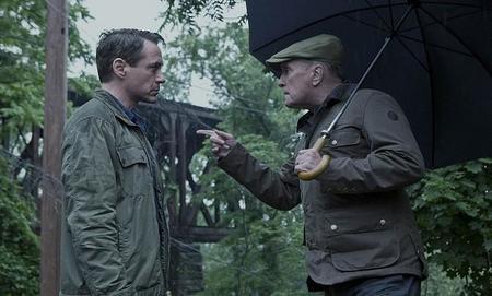 Robert Downey Jr. y Robert Duvall en