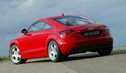 Audi TT 2007 por JE Design