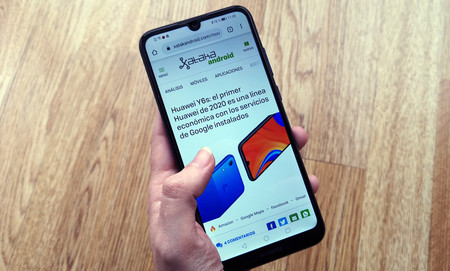 Huawei Y6s Rendimiento