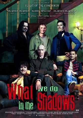 'Lo que hacemos en las sombras', tráiler y cartel de la aclamada parodia vampírica
