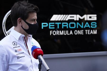 Toto Wolff Estiria F1 2021