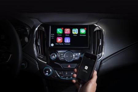 Chevrolet Cruze Carplay