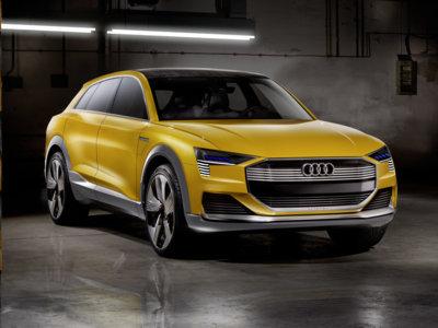 Audi H-tron Quattro Concept, Ingolstadt está cada vez más cerca del coche de hidrógeno