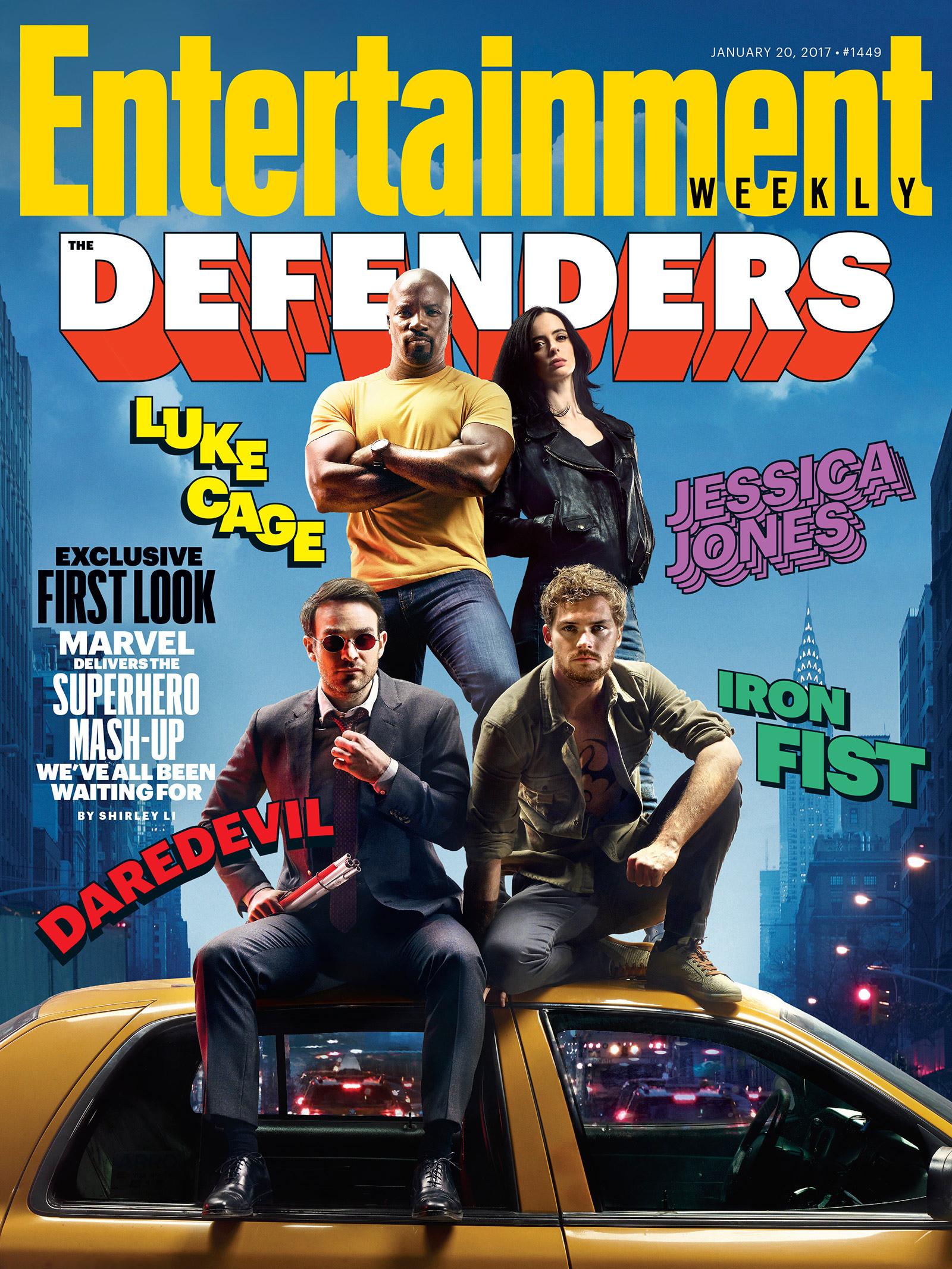Foto de Primeras imágenes de 'The Defenders' (1/10)